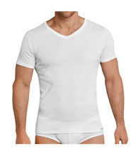 Schiesser Long Life Cool V-Neck Shirt